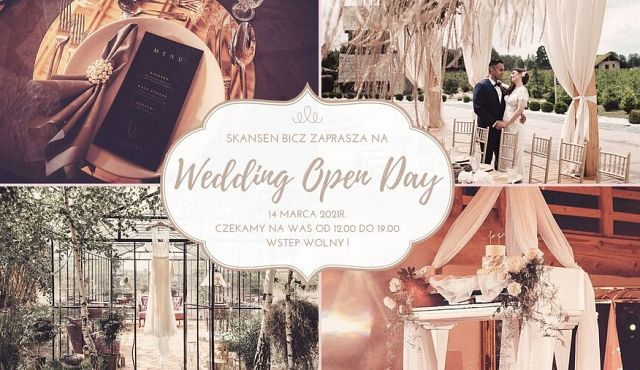 Wedding Open Day w Skansen Bicz