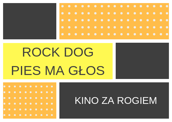 Rock Dog. Pies ma głos.